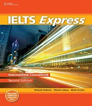 IELTS Express Intermediate Coursebook 2nd ed
