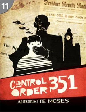 Control Order 351: Page Turners 11 (25-Pack)