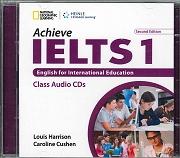 Achieve IELTS 1 Class Audio CD (3) - Intermediate to Upper Intermediate 2nd ed