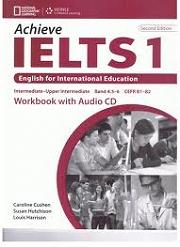 Achieve IELTS 1 Workbook & CD - Intermediate to Upper Intermediate 2nd ed