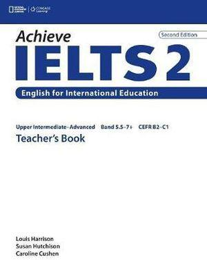 Achieve IELTS 2 Teacher Book - Upper Intermediate to Advanced 2nd ed