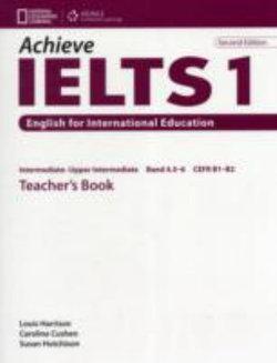 Achieve IELTS 1 Teacher Book - Intermediate to Upper Intermediate 2nd ed