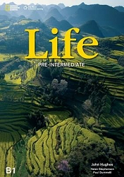 Life Pre - Intermediate Student Book with DVD 1st ed