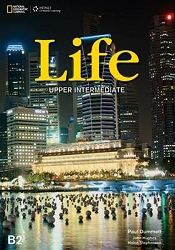 Life Upper - Intermediate Student Book with DVD 1st ed