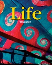 Life Advanced Student Book with DVD 1st ed