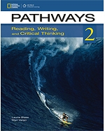 Pathways: Reading, Writing and Critical Thinking - 2 - AudioCDs