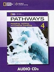Pathways: Reading, Writing and Critical Thinking - 4 - AudioCDs