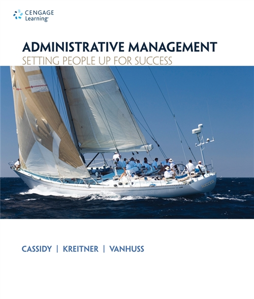 Administrative Management : Setting People Up for Success