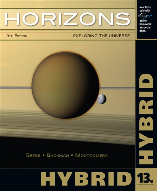 Horizons : Exploring the Universe, Hybrid (with CengageNOW Printed  Access Card)