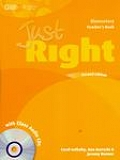 Just Right Elementary Teacher's Book & Class Audio CDs - 2ndedition