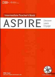 Aspire Intermediate Teacher Book with Audio CDs