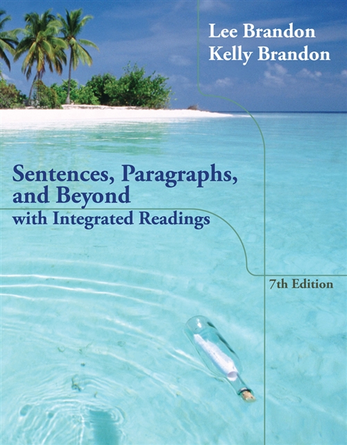 Sentences, Paragraphs, and Beyond : With Integrated Readings