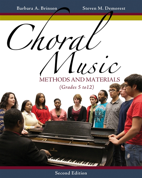 Choral Music : Methods and Materials