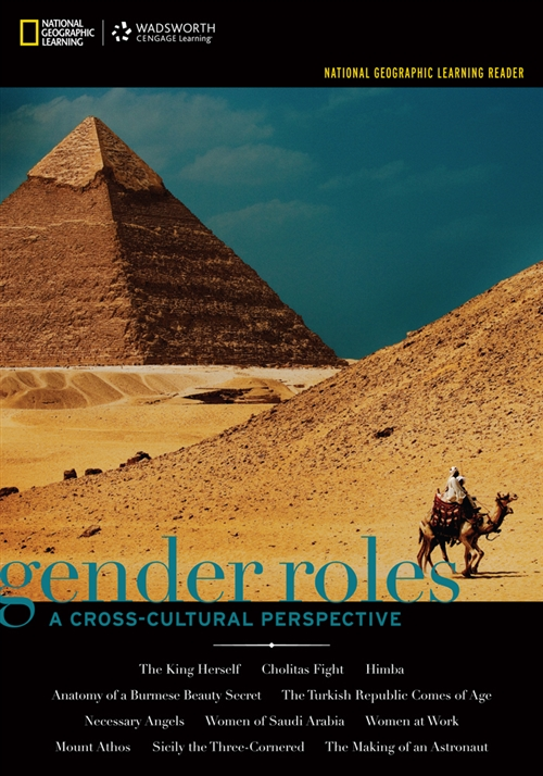 National Geographic Learning Reader: Gender Roles : A Cross-Cultural  Perspective (with Printed Access Card)