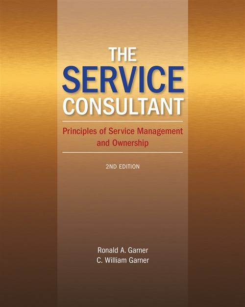 The Service Consultant : Principles of Service Management and Ownership