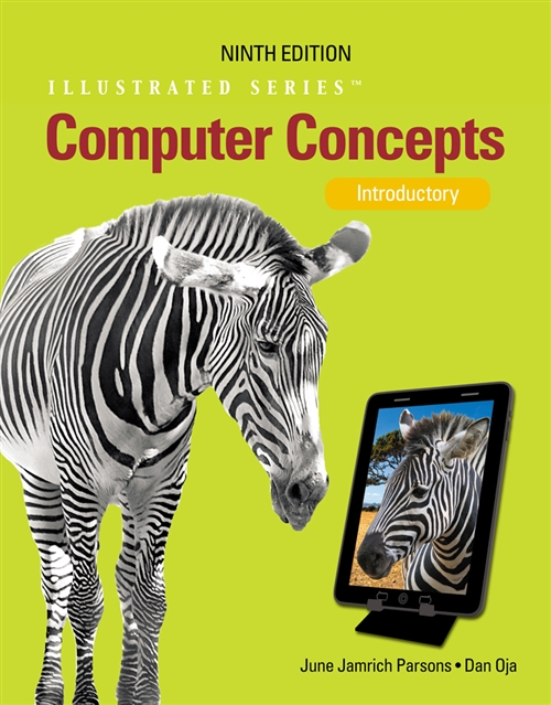 Computer Concepts : Illustrated Introductory