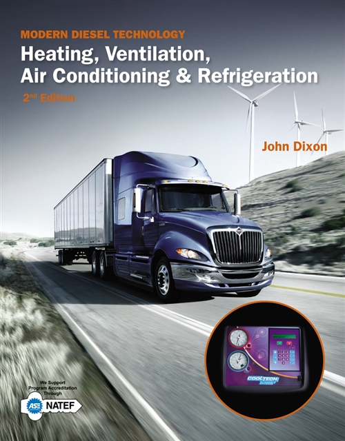 Modern Diesel Technology : Heating, Ventilation, Air Conditioning &  Refrigeration