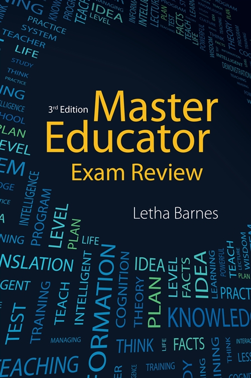 Exam Review for Master Educator, 3rd Edition