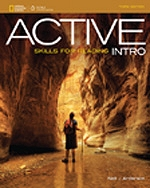 Active Skills for Reading Intro Text & Audio CD Package ( 3rd ed )