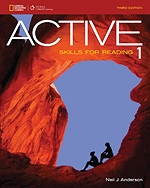 Active Skills for Reading Level 1 Text & Audio CD Package (