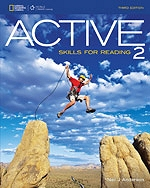 Active Skills for Reading Level 2 Text & Audio CD Package ( 3rd ed )