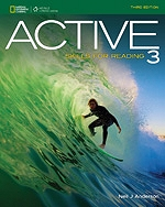Active Skills for Reading Level 3 Text & Audio CD Package ( 3rd ed )