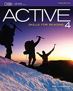 Active Skills for Reading Level 4 Text & Audio CD Package ( 3rd ed )