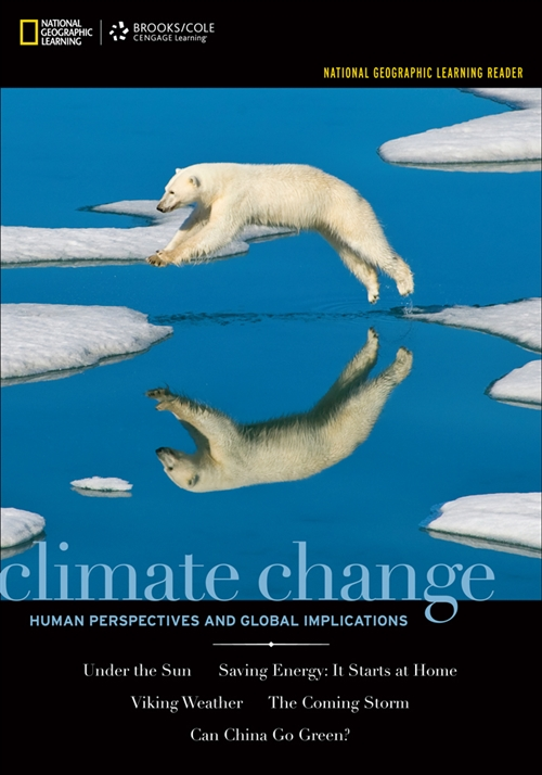 National Geographic Learning Reader : Climate Change Printed Access Card