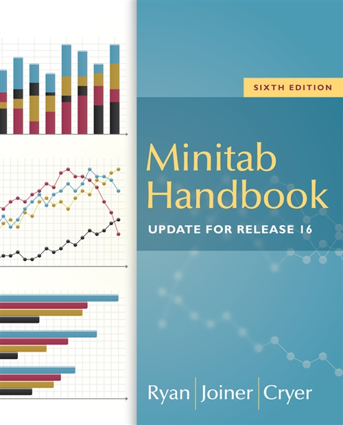 MINITAB� Handbook : Update for Release 16