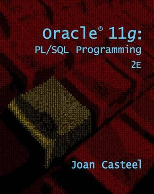 Oracle® 11g : PL/SQL Programming