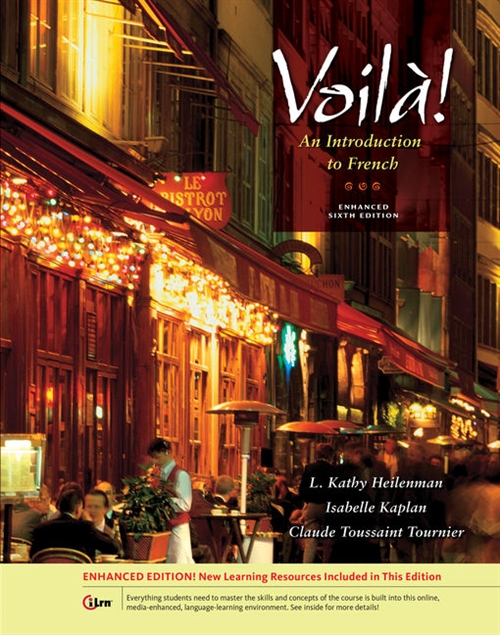 Voil�! An Introduction to French, Enhanced (with Audio CD)