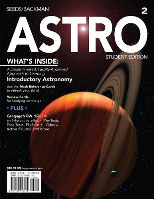 ASTRO2 (with CengageNOW, 1 term Printed Access Card)