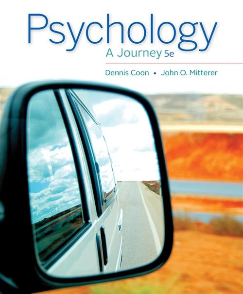 Psychology : A Journey