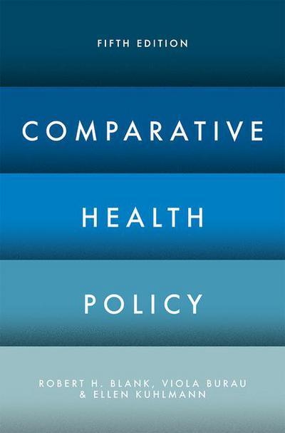 Comparative Health Policy 5e