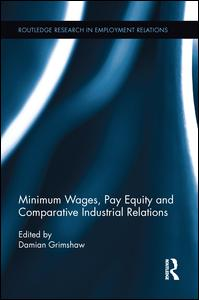Minimum Wages, Pay Equity, and Comparative Industrial Relations