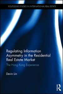 Regulating Information Asymmetry in the Residential Real Estate Market