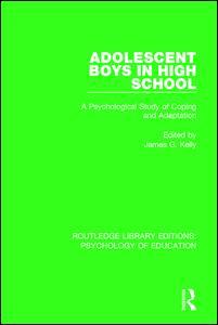 Adolescent Boys in High School