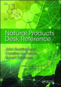 Natural Products Desk Reference