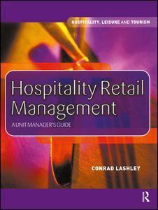 Hospitality Retail Management