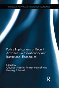 Policy Implications of Evolutionary and Institutional Economics