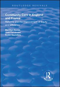 Community Care in England and France