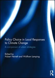 Policy Choice in Local Responses to Climate Change