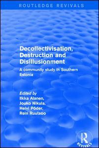 Revival: Decollectivisation, Destruction and Disillusionment (2001)