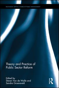 Theory and Practice of Public Sector Reform
