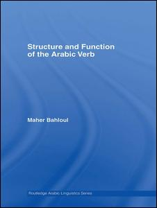 Structure and Function of the Arabic Verb