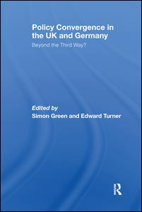 Policy Convergence in the UK and Germany