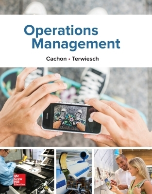 eBook Online Access for Operations Management, 1e