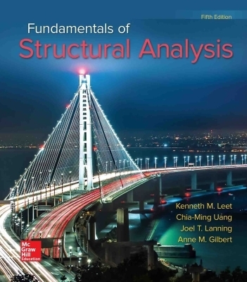 eBook Online Access for Fundamentals of Structural Analysis