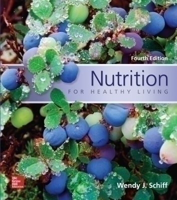 eBook Online Access for Nutrition for Healthy Living