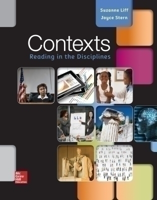 eBook Online Access for Contexts: Reading in the Disciplines